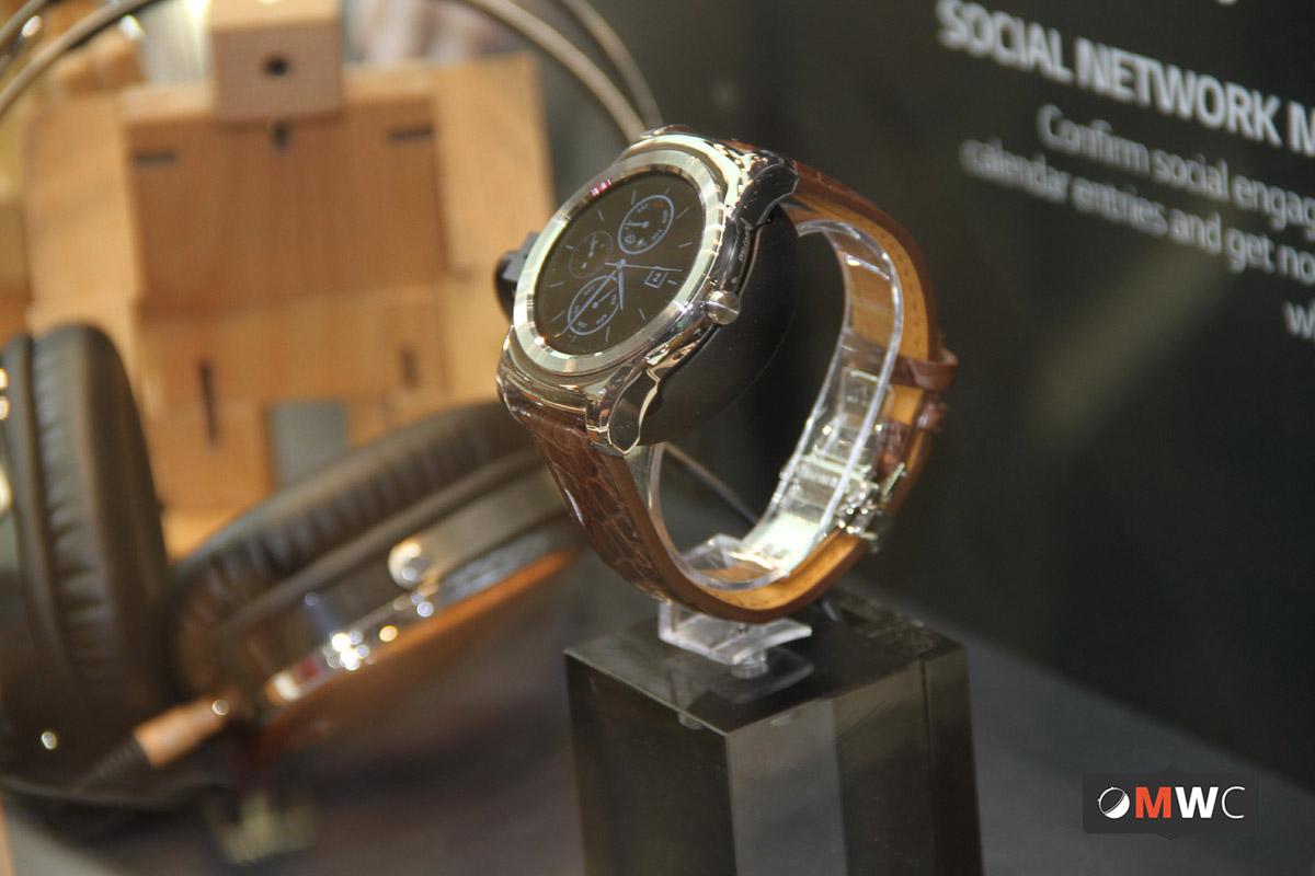 La LG Watch Urbane arrivera en avril, mais oubliez sa version LTE