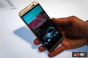 Prise en main du HTC One M9, le design avant tout