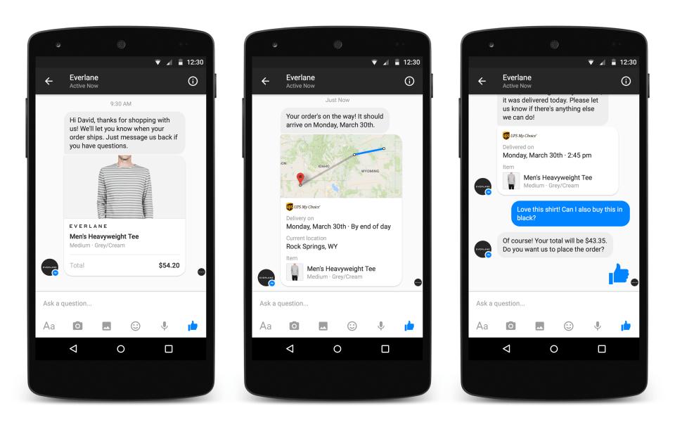 Facebook Messenger est désormais accessible sans compte Facebook partout dans le monde