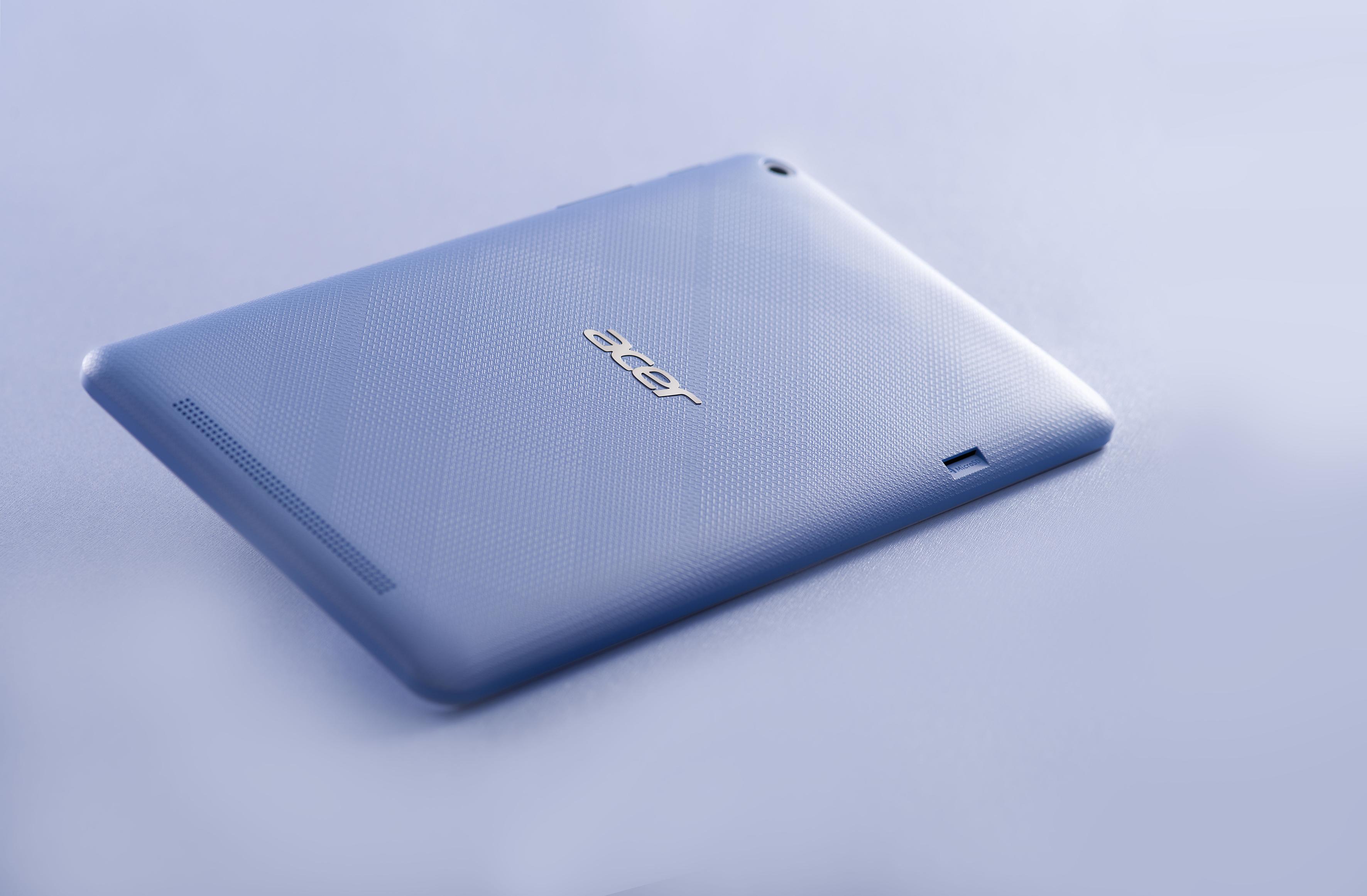 Acer annonce une Iconia One 8 sous Lollipop