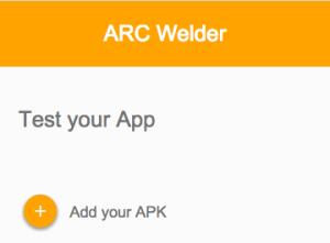 ARC : l'application de Google pour lancer des APK sous Windows, Linux, OS X et Chrome OS
