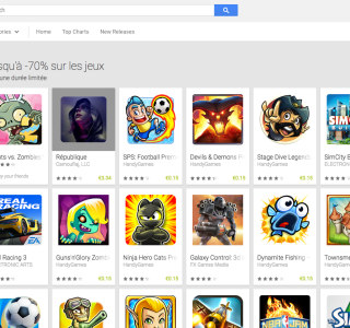 Promos sur le Google Play : voici notre sélection des jeux à ne pas manquer