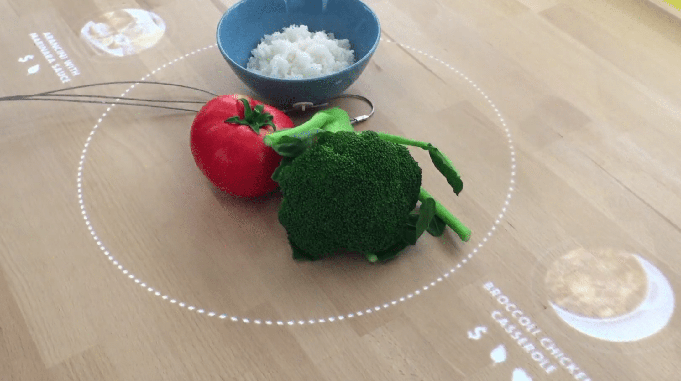 IKEA imagine la cuisine connectée de 2025