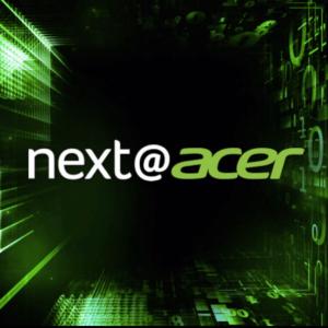 Acer : «Nous avons un produit magnifique en développement pour le 4e trimestre»