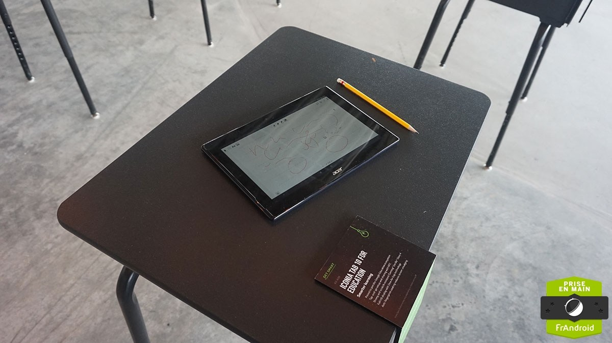 Prise en main de l'Acer Iconia Tab 10 au design renouvelé