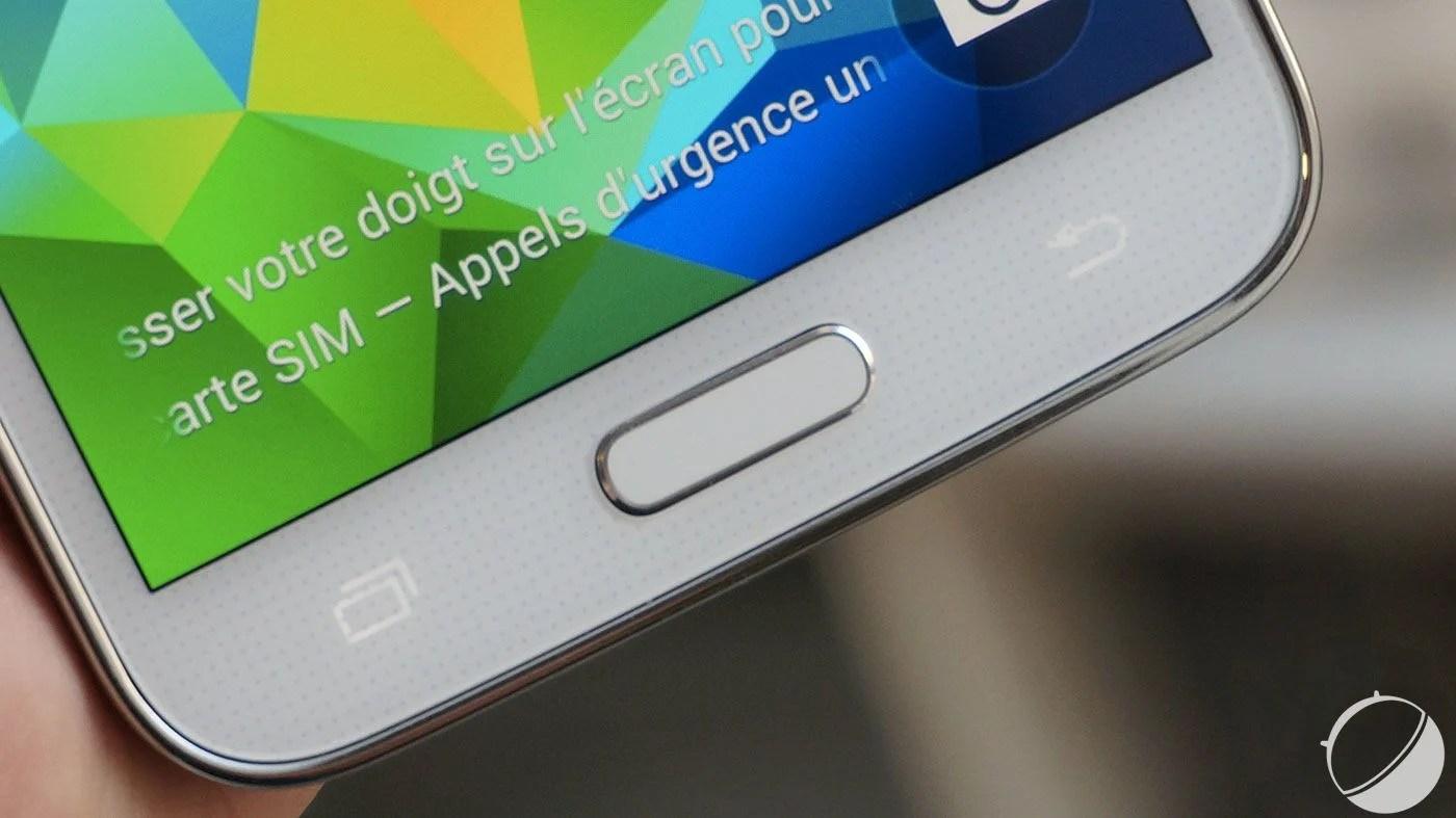 Samsung veut des capteurs d'empreintes digitales sur ses smartphones d'entrée de gamme