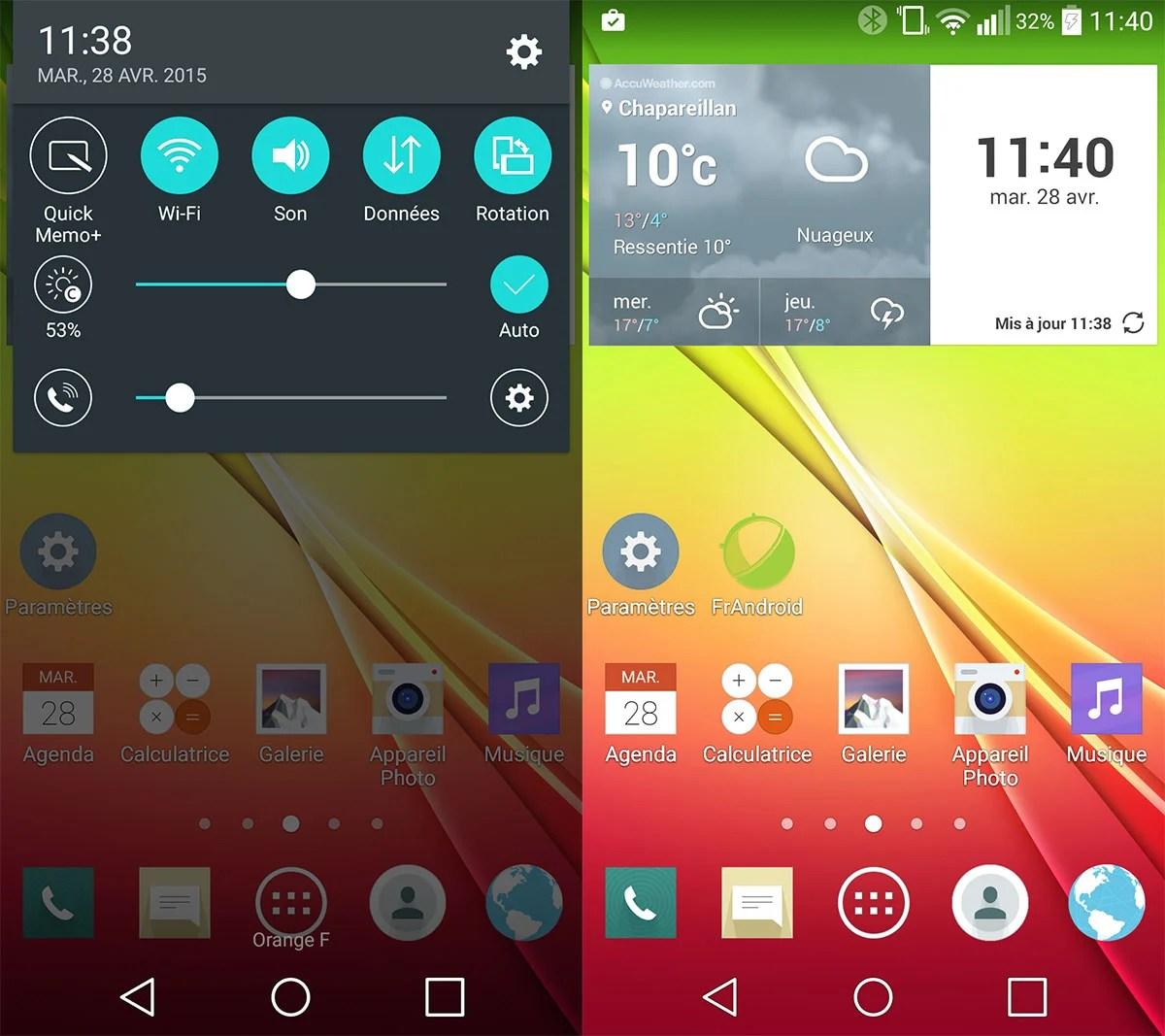 Lollipop est disponible pour le LG G2 via LG Support Tool