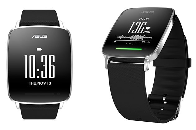 Asus VivoWatch : 10 jours d'autonomie, mais sans Android Wear