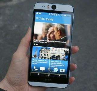 HTC Desire Eye : Lollipop pourrait arriver très vite