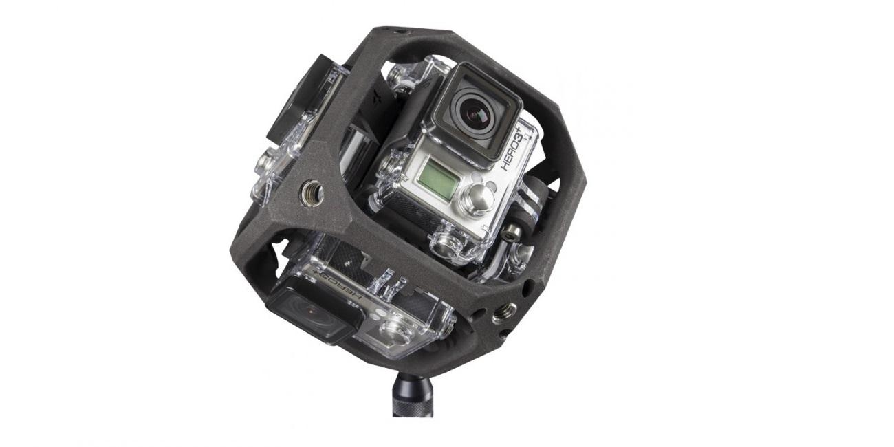 GoPro rachète Kolor, une entreprise française spécialisée dans les vidéos à 360 degrés