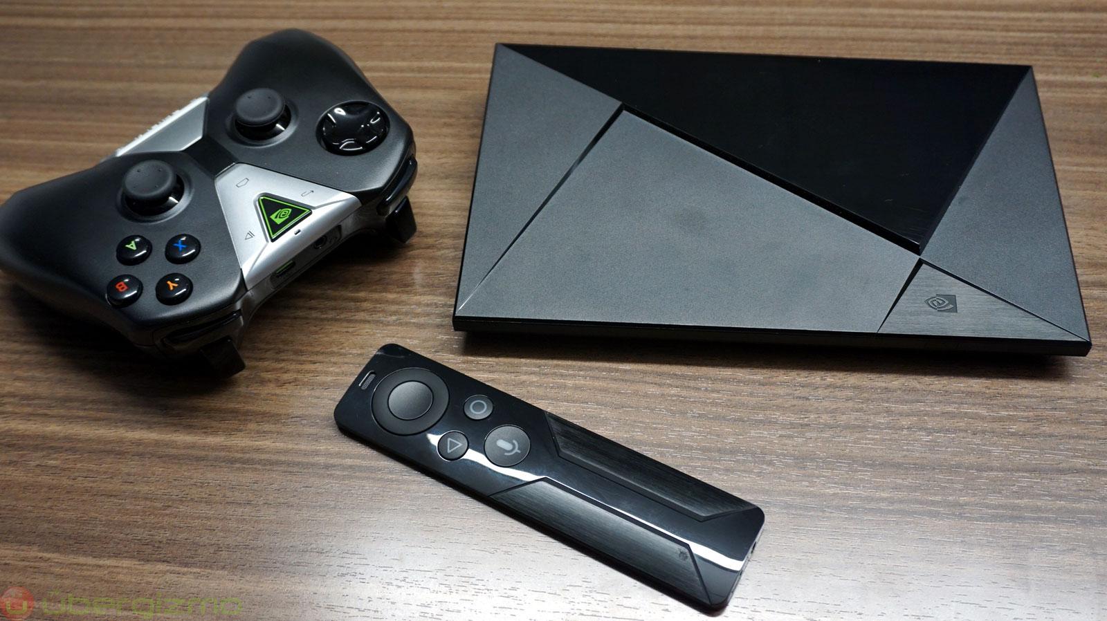 Nvidia Shield Android TV : un nouveau modèle certifié par la FCC