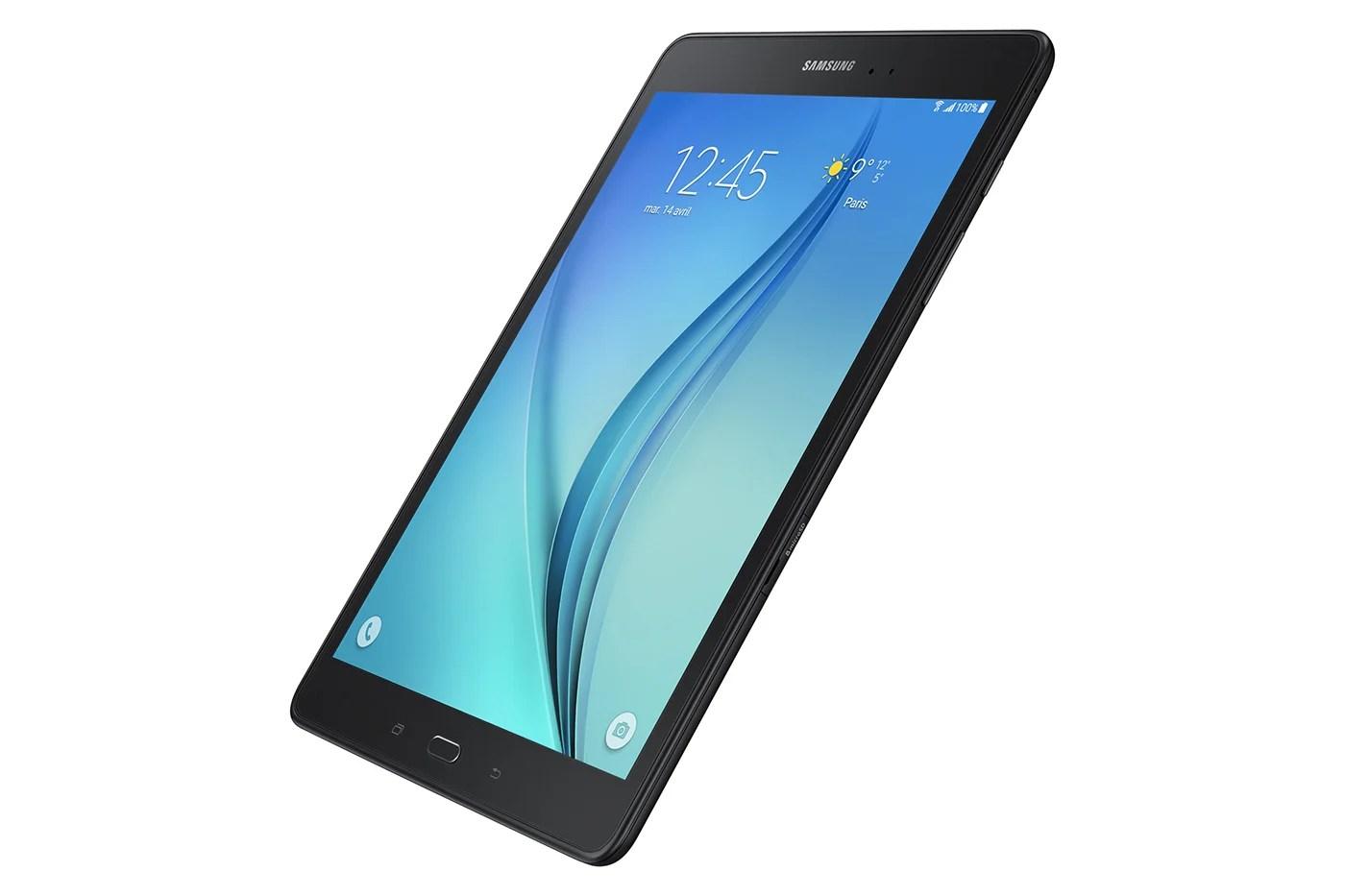 La Samsung Galaxy Tab A arrive en France