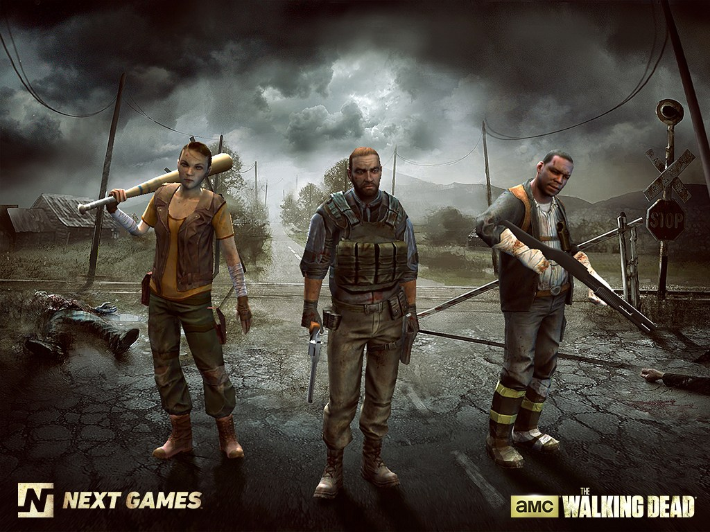 The Walking Dead: No Man's Land est reporté à l'automne