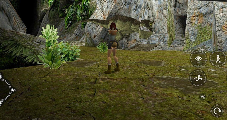 Le premier Tomb Raider est disponible sur Android