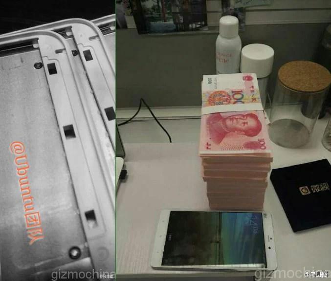 Xiaomi Mi Pad 2 : de premières photos leakées ?