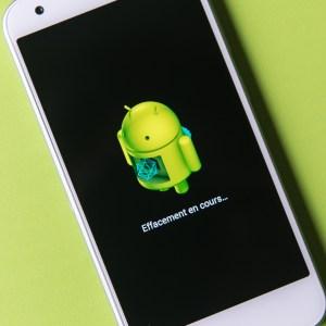 Android N : une faille permet de contourner la protection anti-reset