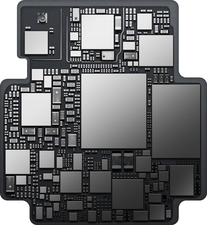 Apple Watch : que se cache t-il dans l'Apple S1 ?