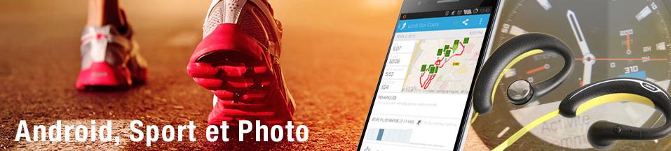 Focus sur Android, Sport et Photo, le Blog d'Yves