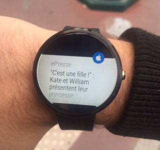 Tutorial : Comment utiliser Android Wear avec un iPhone ou un iPad (iOS) ?