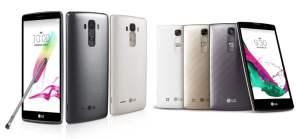 LGG4 Stylus et G4c : des déclinaisons d'entrée de gamme du LGG4