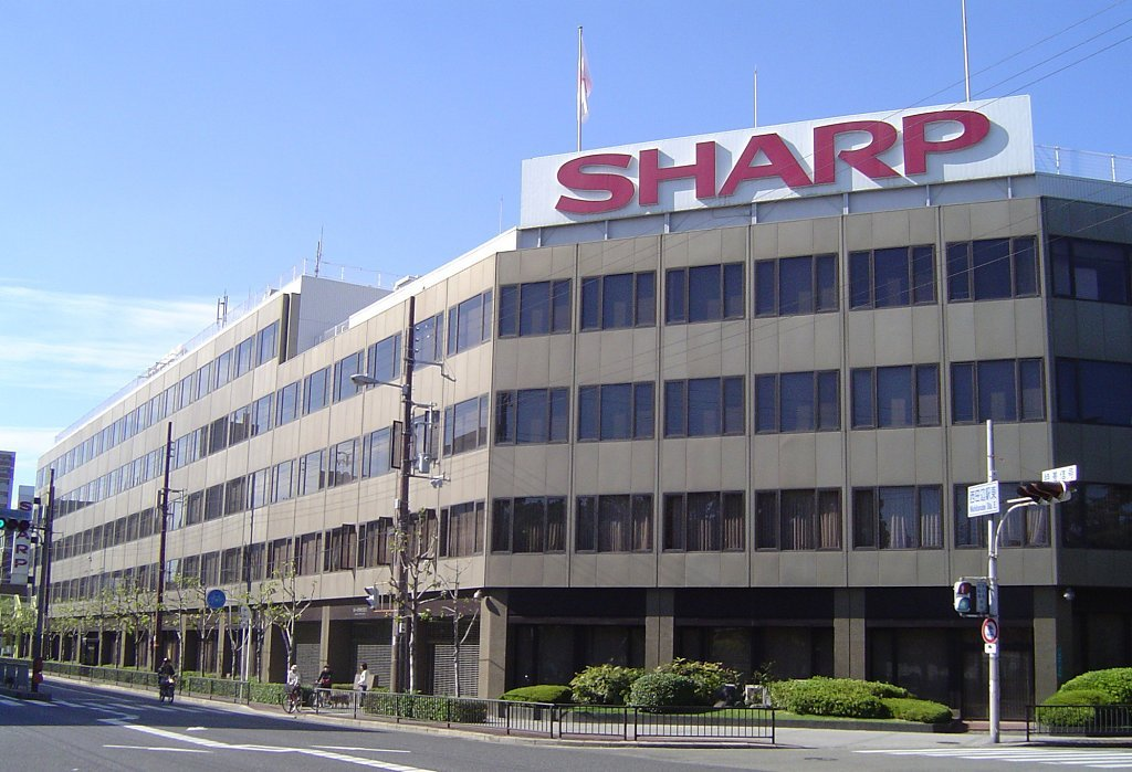 Sharp va mal et se sépare de 99% de son capital