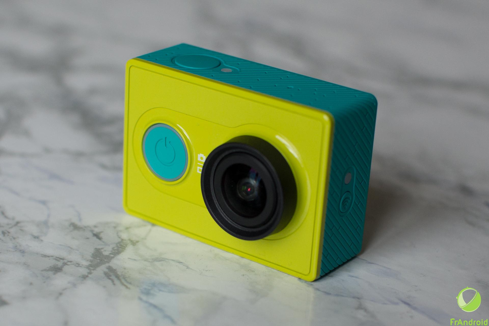 La Xiaomi Yi Action Camera 2 à l'approche ?