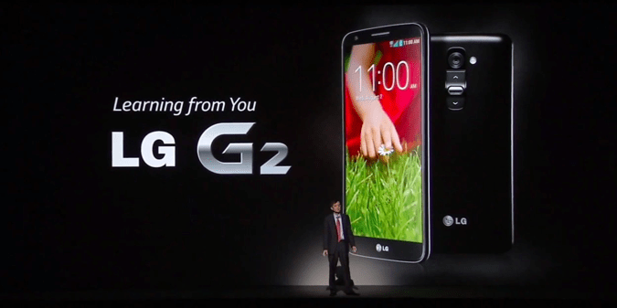 Bon plan : le LG G2 est à 263 euros, qui a dit que les vieux étaient ringards ?
