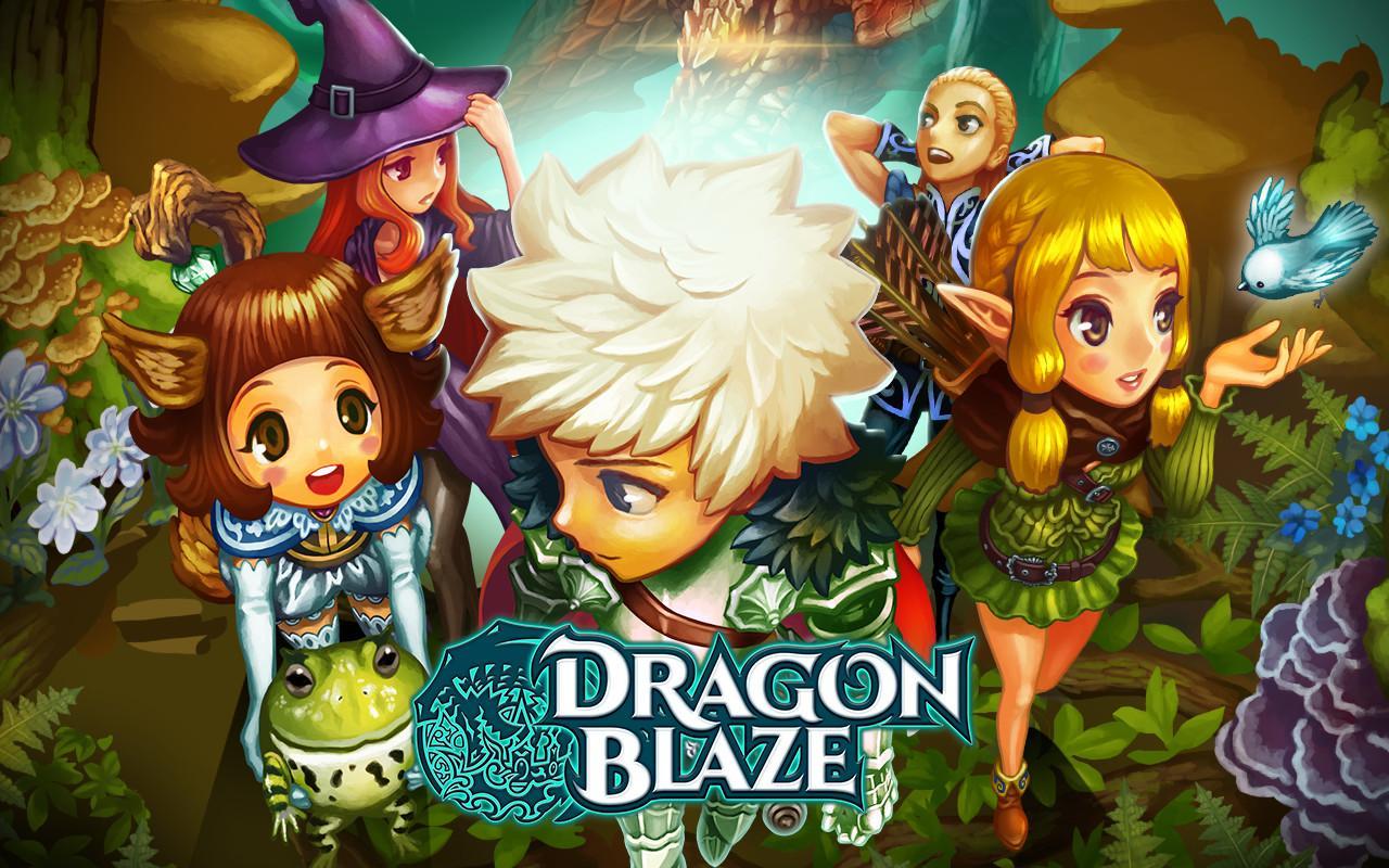 Dragon Blaze : de l'action-RPG tout droit venu de Corée