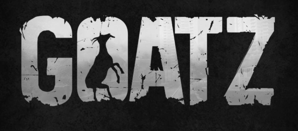 GoatZ est un mélange crétin de simulateur de chèvre et de jeu de zombie