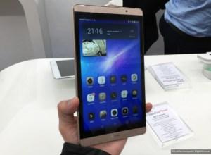 Huawei MediaPad M2 : un Ascend P8 au format tablette
