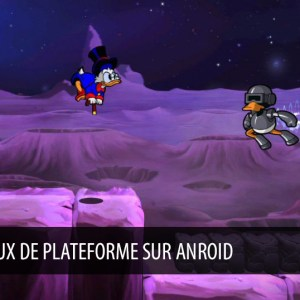 Les meilleurs jeux de plateforme sur smartphones et tablettes Android