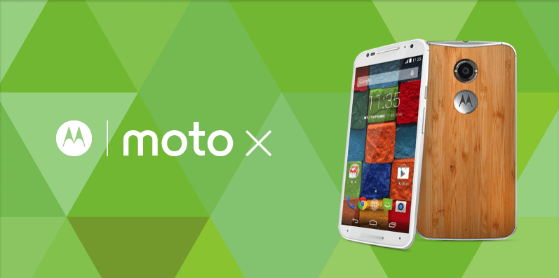 Le Motorola Moto X (2014) passe lui aussi à Lollipop 5.1