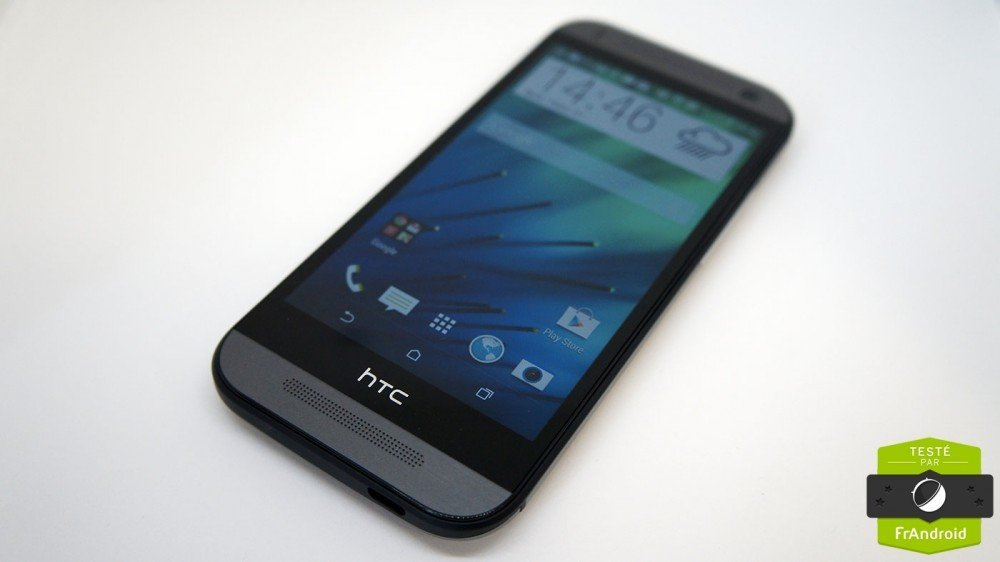 HTC One mini 2 : Lollipop ne sera pas déployé