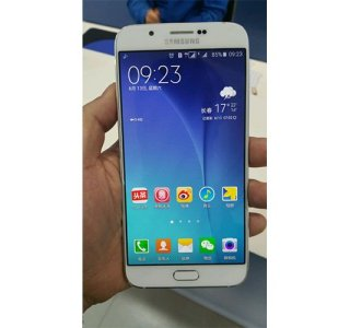Le Samsung Galaxy A8 dévoile son design en photos
