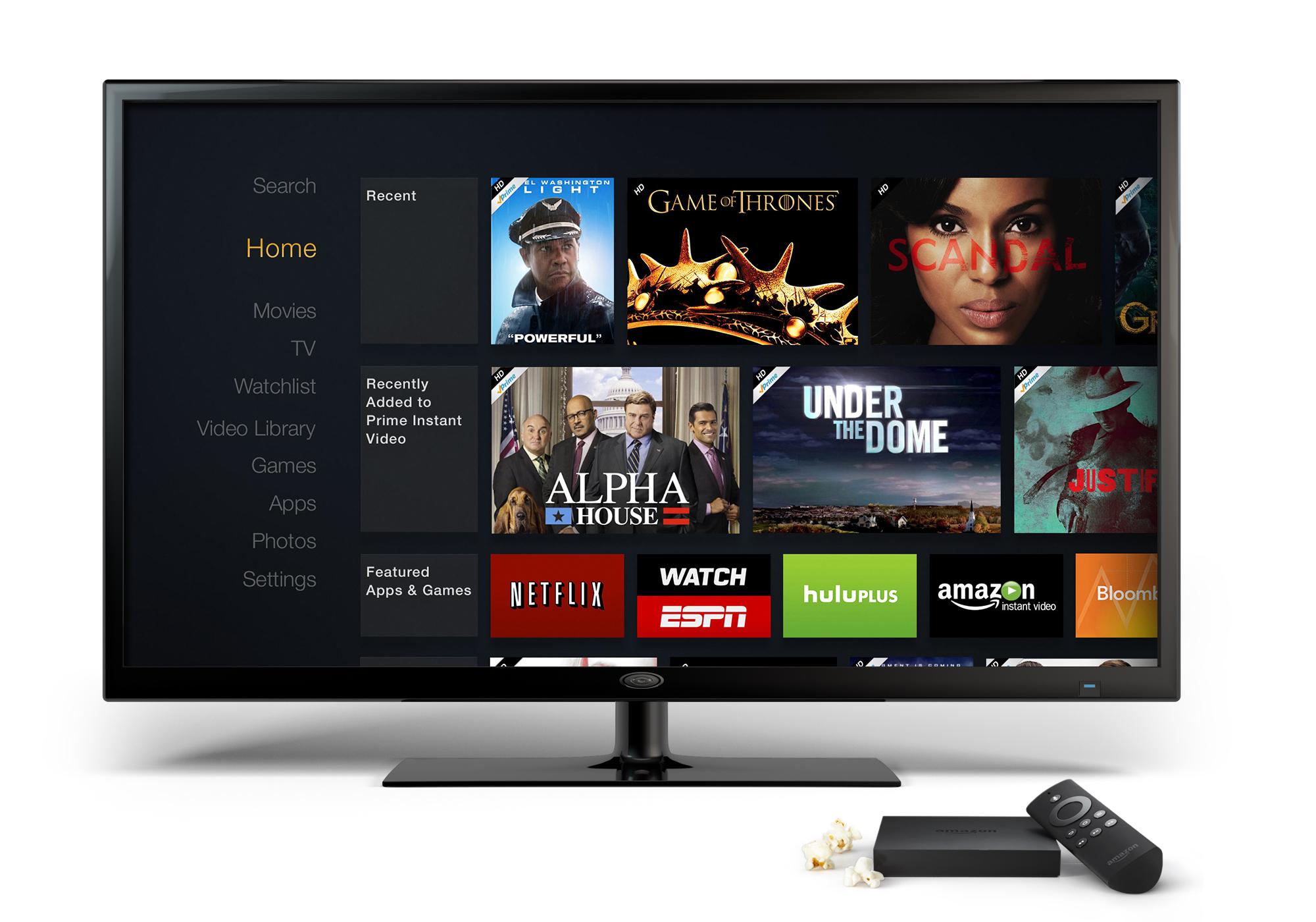 Amazon Prime : le streaming de vidéos en 4K HDR arrive aux Etats-Unis