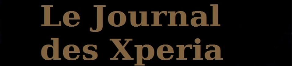 Focus sur Le journal des Xperia, le blog d'Aurélien