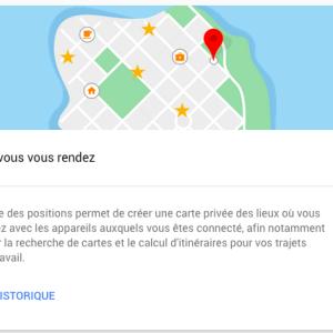 Comment gérer votre historique de navigation Google ?