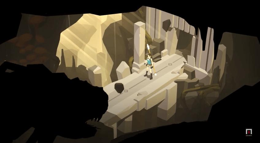 E3 2015 : Lara Croft Go arrive bientôt sur iOS et Android