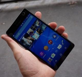 Test du Sony Xperia C4, pas si selfie-phone que ça