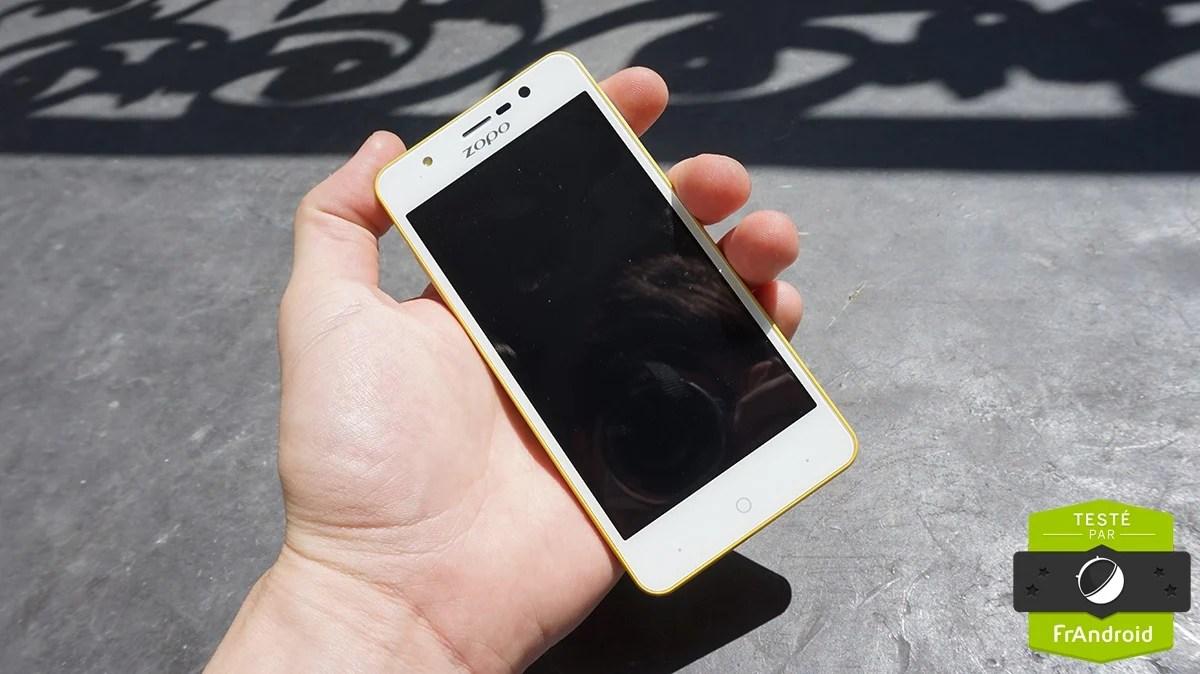 Test du Zopo Color C : un petit mobile qui aura du mal à s'imposer