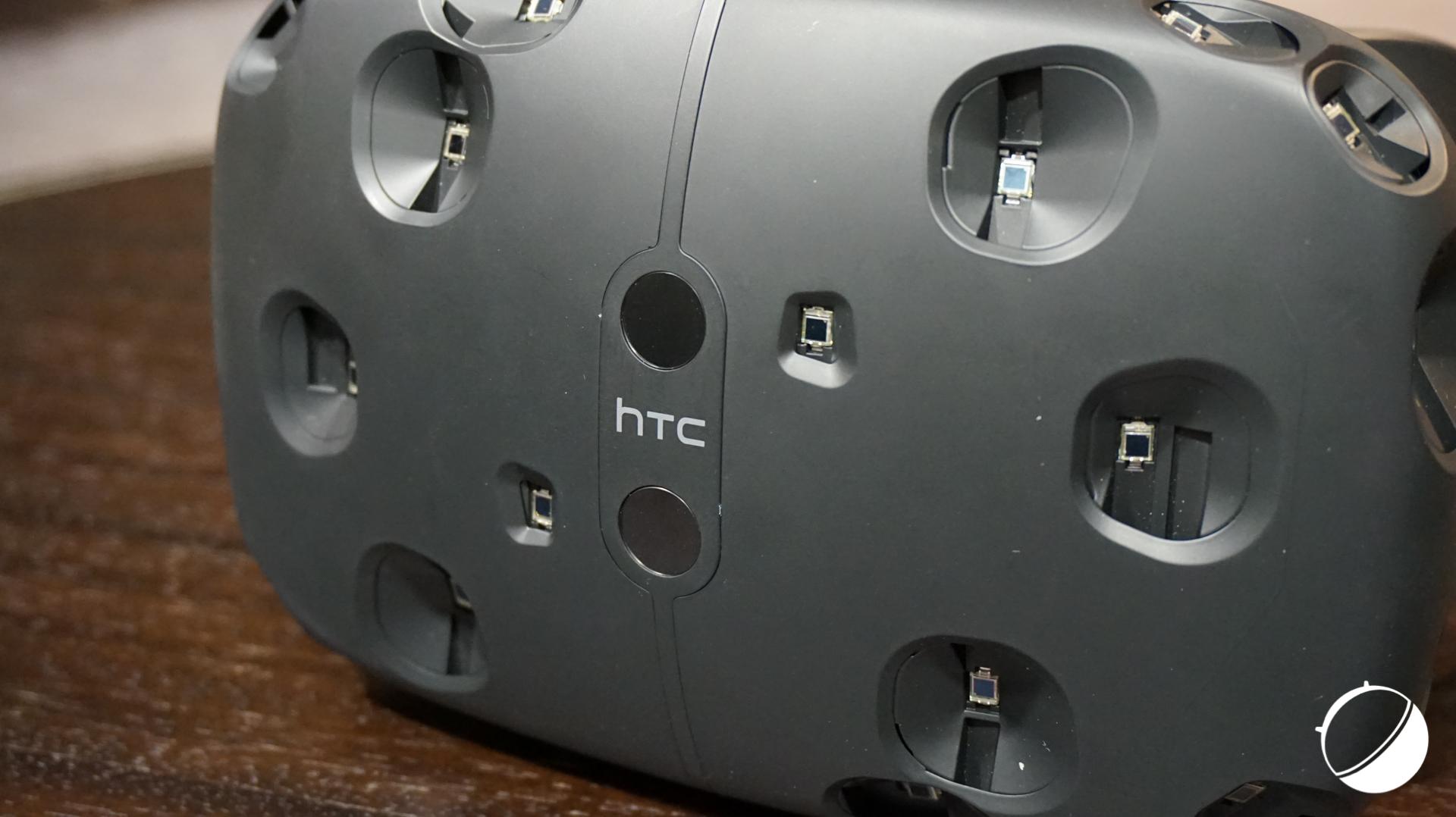 HTC Vive : on connait la date de sortie du casque de réalité virtuelle