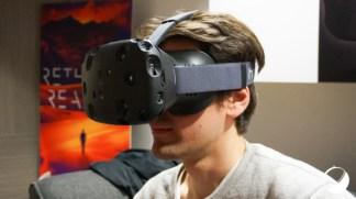 Réalité virtuelle : On a essayé le HTC Vive (Valve SteamVR), une claque bien réelle