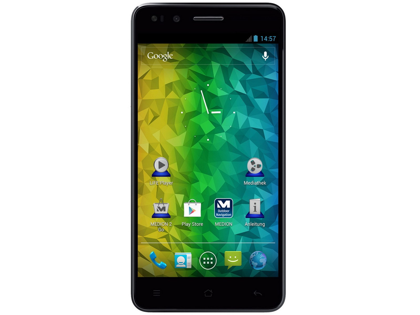 Medion Life P5004 : un smartphone H+ à 169 euros, c'est encore possible