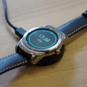 LG continue de croire au marché des montres connectées