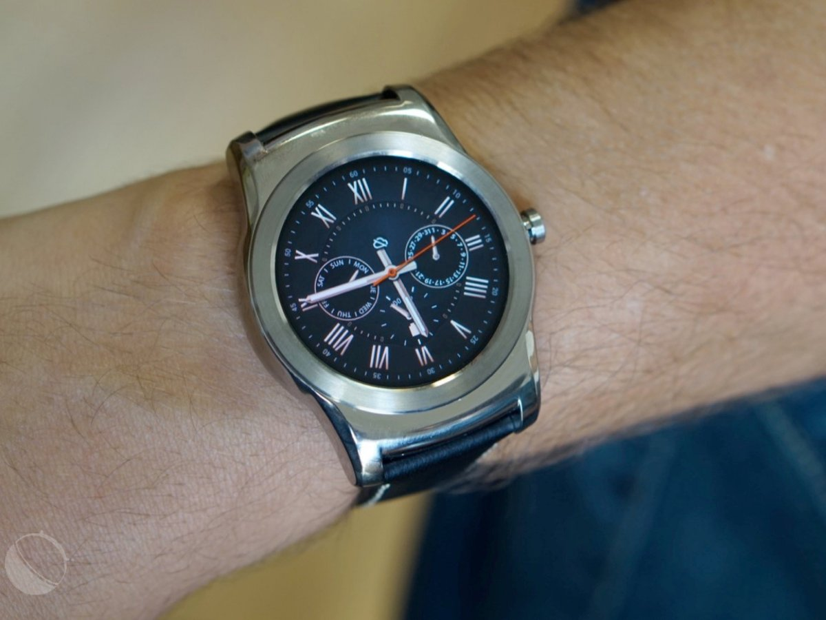 Test de la LG Watch Urbane, élégante mais imposante