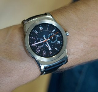 Test de la LG Watch Urbane, élégante mais imposante
