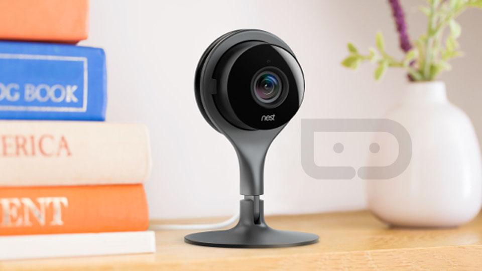 Nest nous réserverait sa première caméra de surveillance