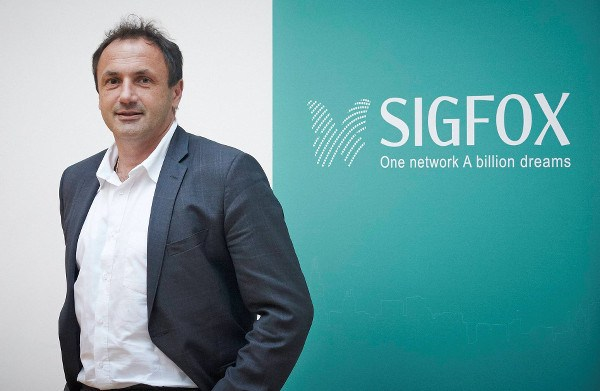 IoT : Samsung investit dans la start-up française Sigfox