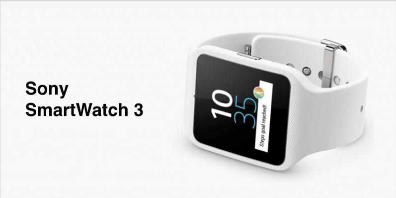 Bon plan : la Sony SmartWatch 3 est à 149 euros (et 50 euros d'ODR)