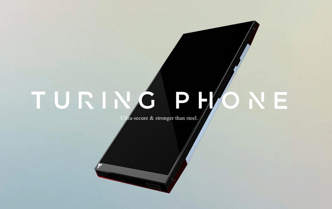 Le Turing Phone sera en précommande le 31 juillet